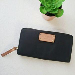 Kate spade black Cameron street wallet